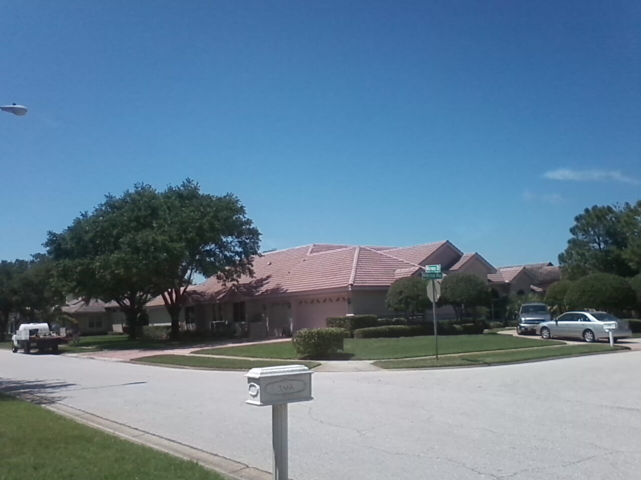 Our Work Apple Roof Cleaning Clearwater Palm Harbor
